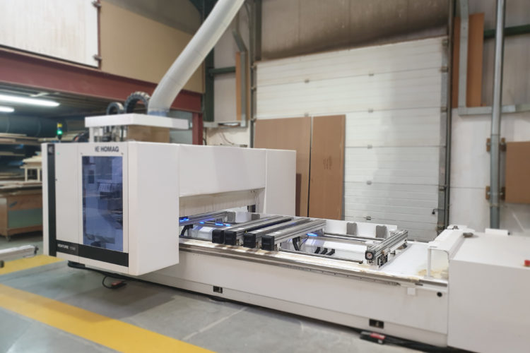CNC P-110 machine