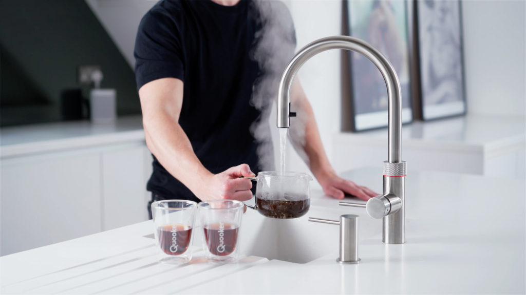 Quooker hot tap